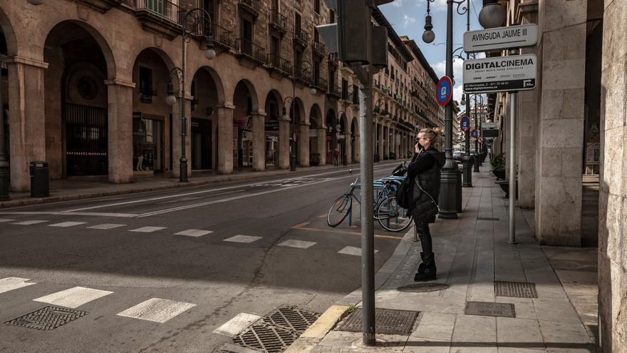 Las denuncias entre vecinos por ruidos se disparan en Palma durante el confinamiento