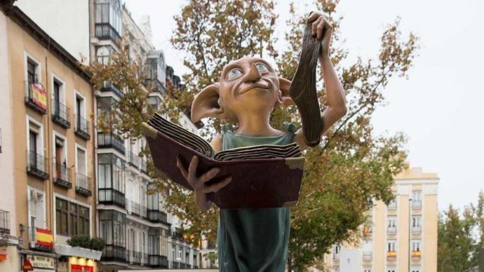 Dobby, el elfo doméstico.