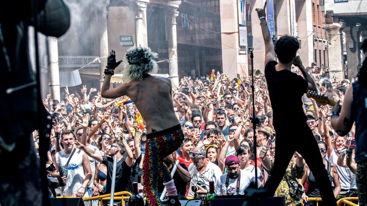 El Sonorama se adaptará a la situación sanitaria para el festival de este año.