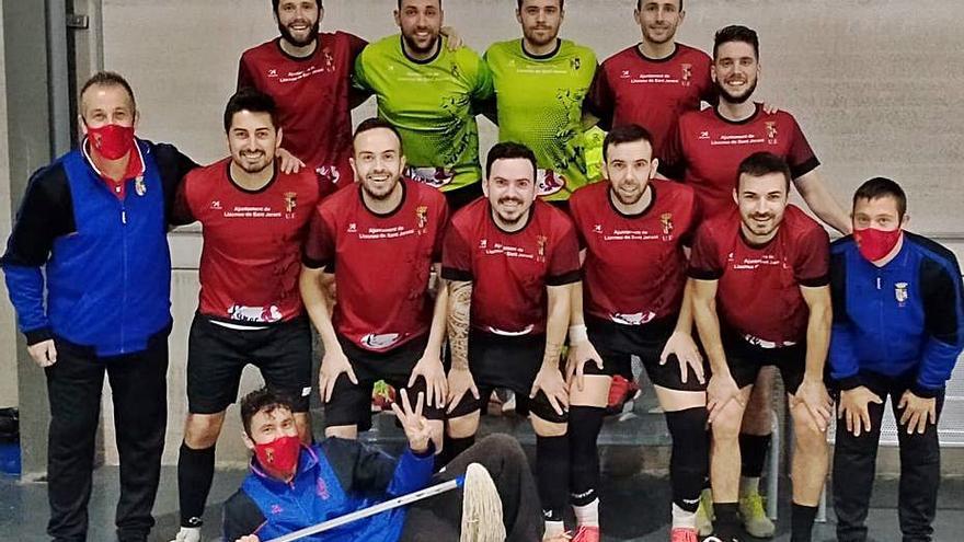 La UE Llocnou debuta mañana en la liga de 1ª regional de fútbol sala