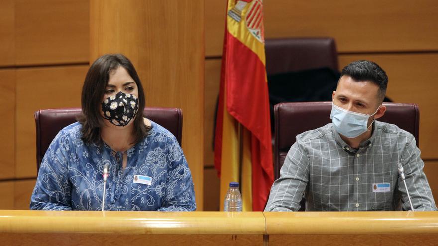 """Jóvenes de Castilla y León denuncia en el Senado la """"inacción"""" de los poderes públicos con la España vaciada"""