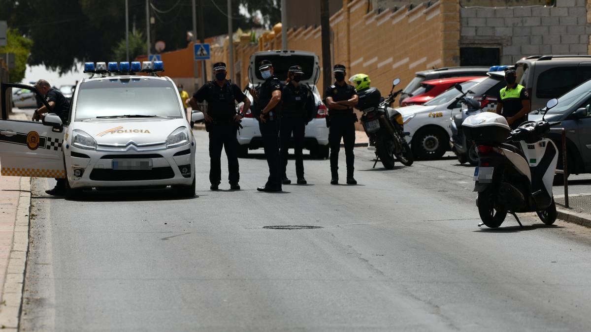 La Policía Nacional ya ha preparado el dispositivo de repatriación en Ceuta.