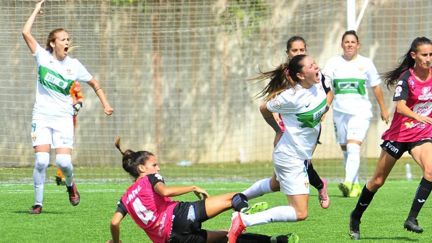 El Elche CF Femenino se medirá al Lleida en su debut en la Copa de la Reina