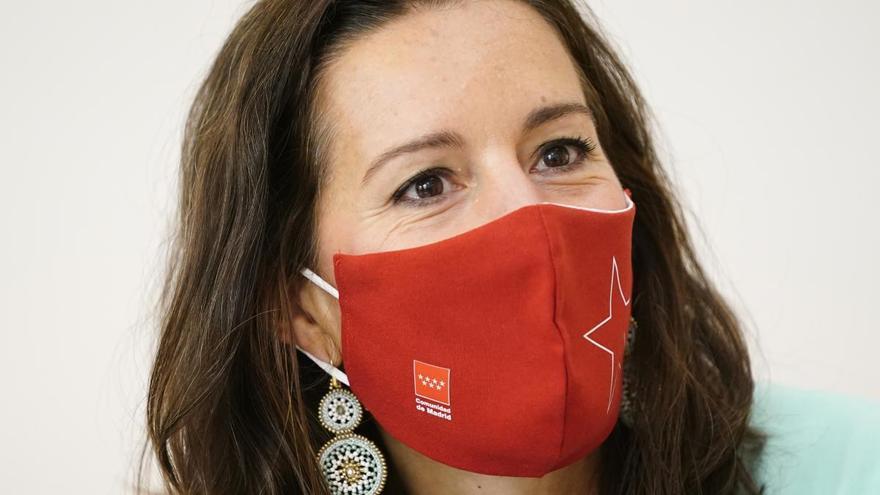 """Carballedo ve """"autoritaria"""" la aplicación del estado de alarma en Madrid"""