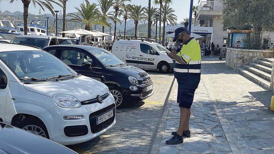 """Empresarios del puerto de Andratx denuncian """"abusos"""" en la gestión de la ORA"""