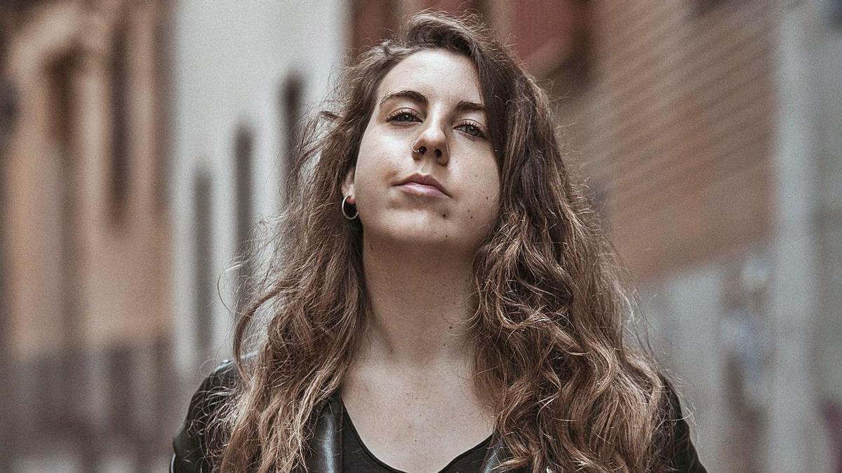 La youtuber y guionista Carolina Iglesias.     // VICO VANG