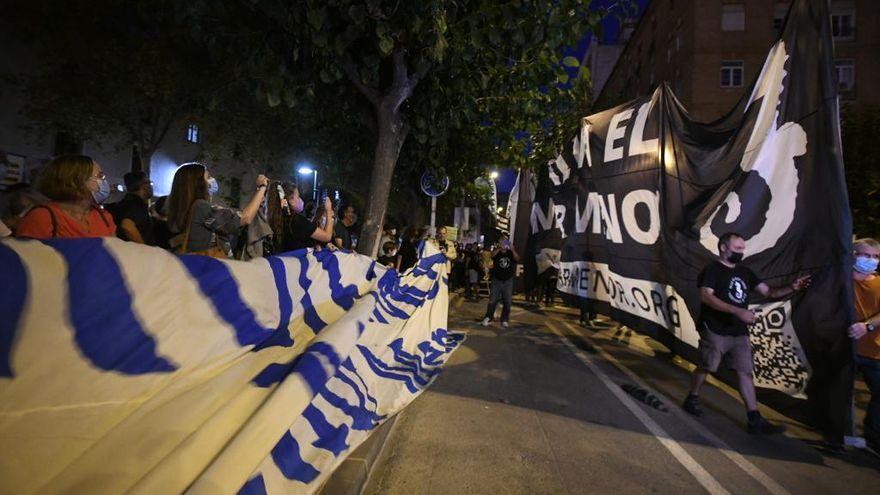 Murcia ruge de rabia por el Mar Menor y reclama soluciones