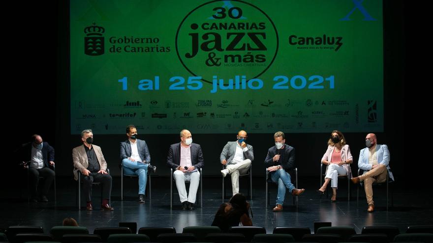 Jazz & Más celebra sus 30 años con 59 conciertos en 23 sedes de las ocho Islas