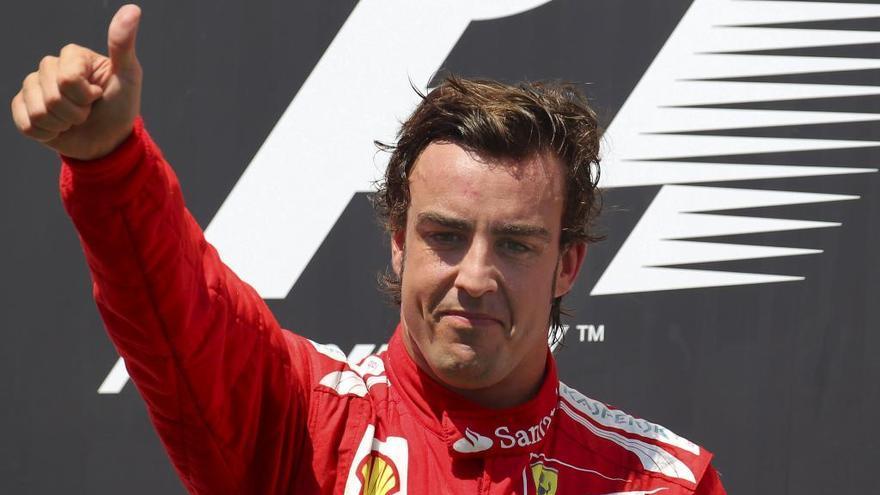 Ecclestone apuesta por Alonso para Ferrari