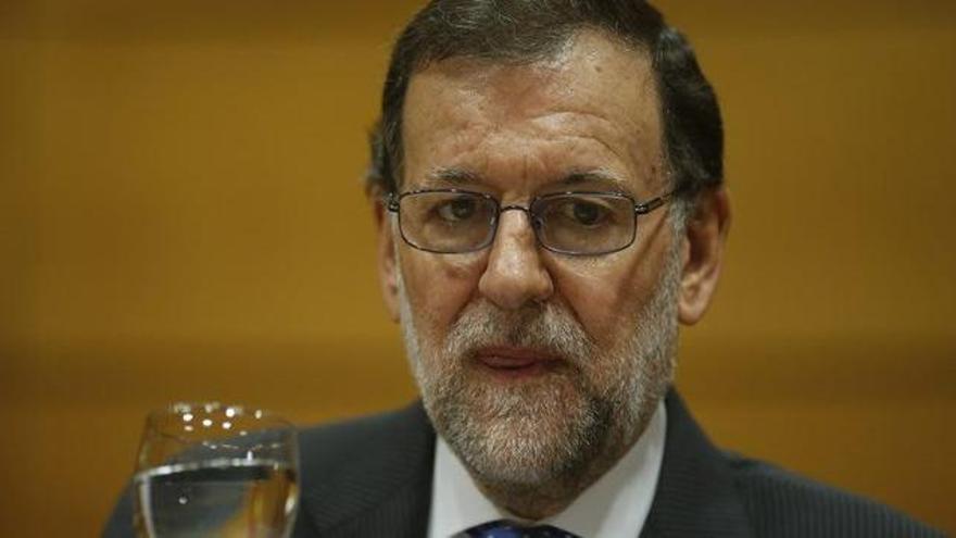 Rajoy diu sentir-se «enormement entristit» per la mort de Barberá