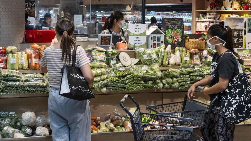 El IPC mantiene el descenso del 0,8% en noviembre
