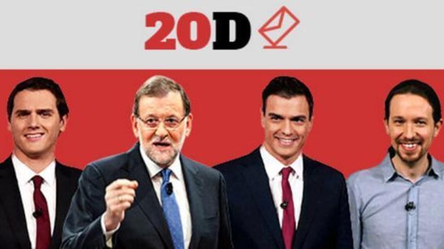 La encuesta prohibida de las elecciones generales: penúltimo sondeo
