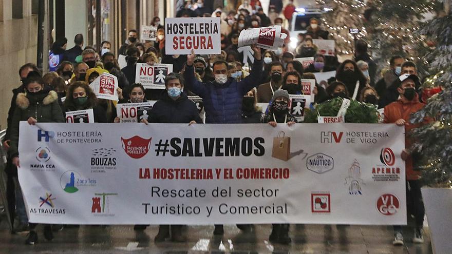 La Federación de Hostelería cifra en un 40% los negocios cerrados por las restricciones en la ciudad