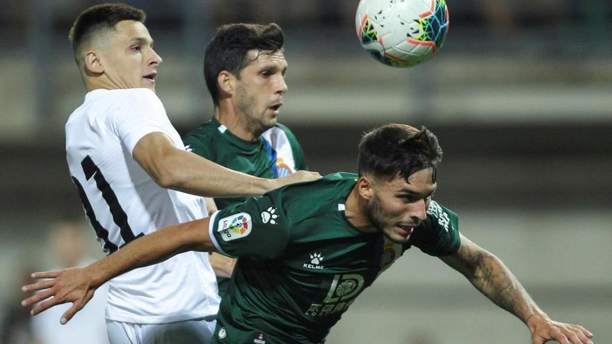 L'Espanyol queda enquadrat en un bon sorteig amb tres equips de l'est