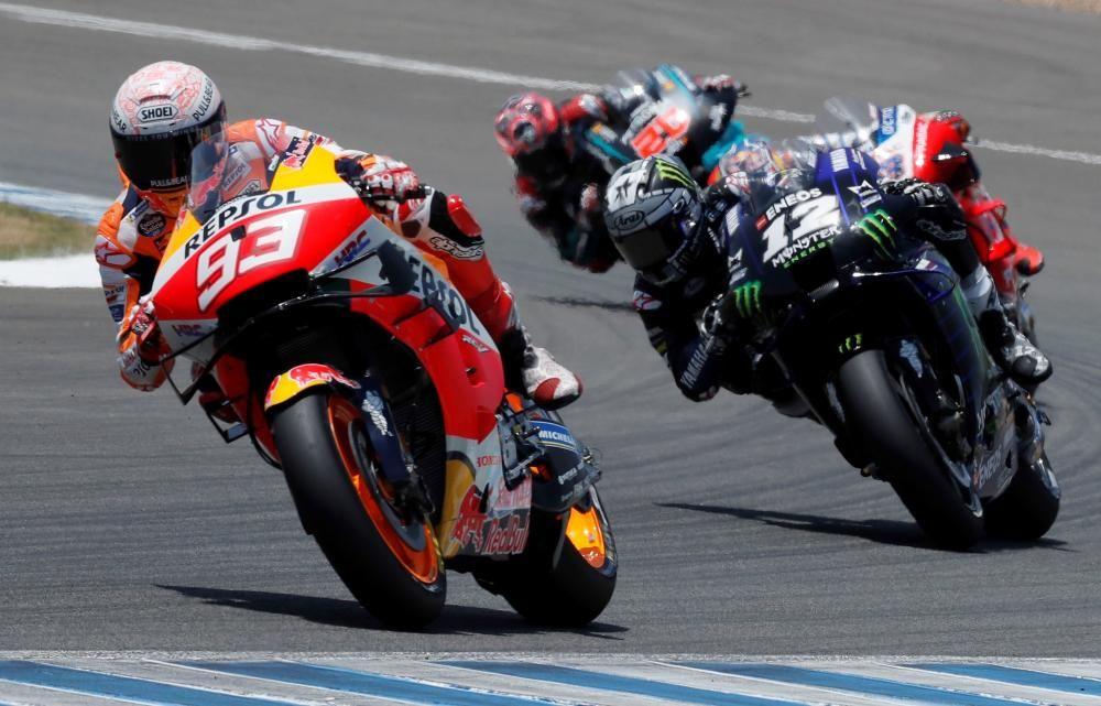 Quartararo se impone en el Gran Premio de España