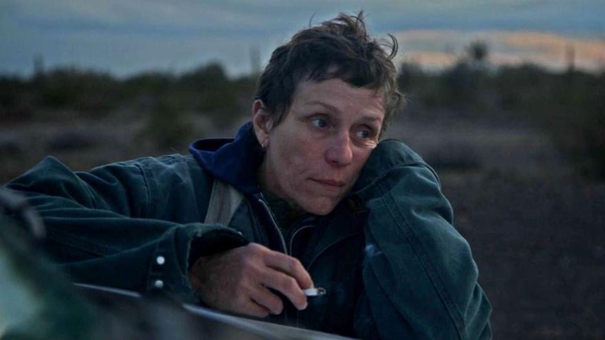 'Nomadland' triunfa en los Globos de Oro más atípicos
