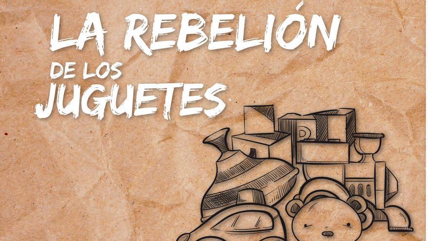 """""""La rebelión de los juguetes"""": un divertido escape room virtual en Zamora para jugar con los niños"""