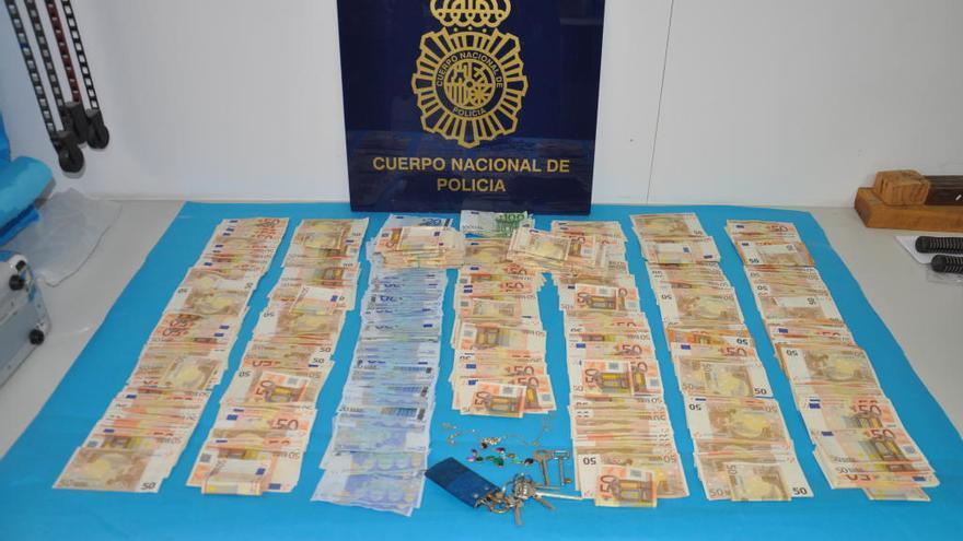 Ingresa en prisión tras robar 100.000 euros y joyas a su casera en Pontevedra