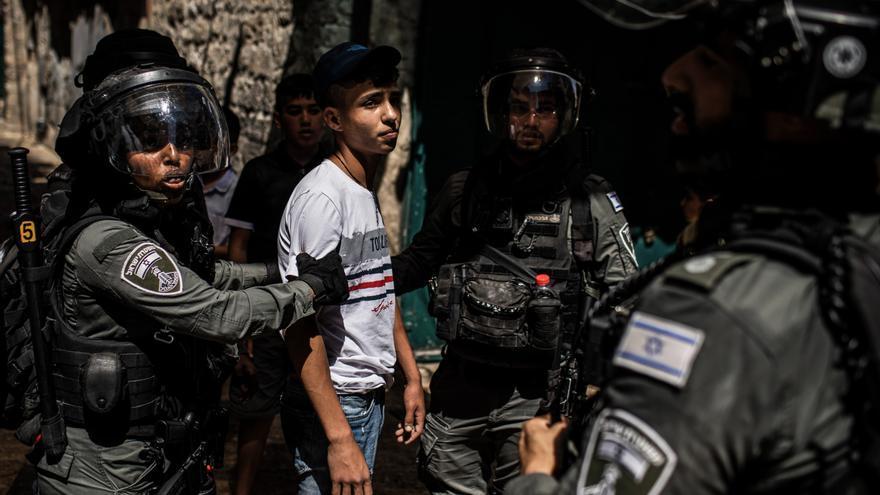 Nuevos incidentes en Jerusalén entre israelíes y palestinos horas después de la tregua en Gaza