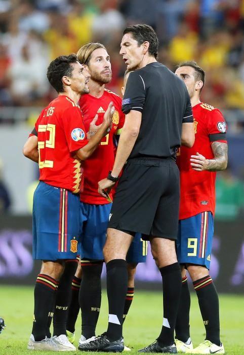 Clasificación Eurocopa 2020: Rumanía-España