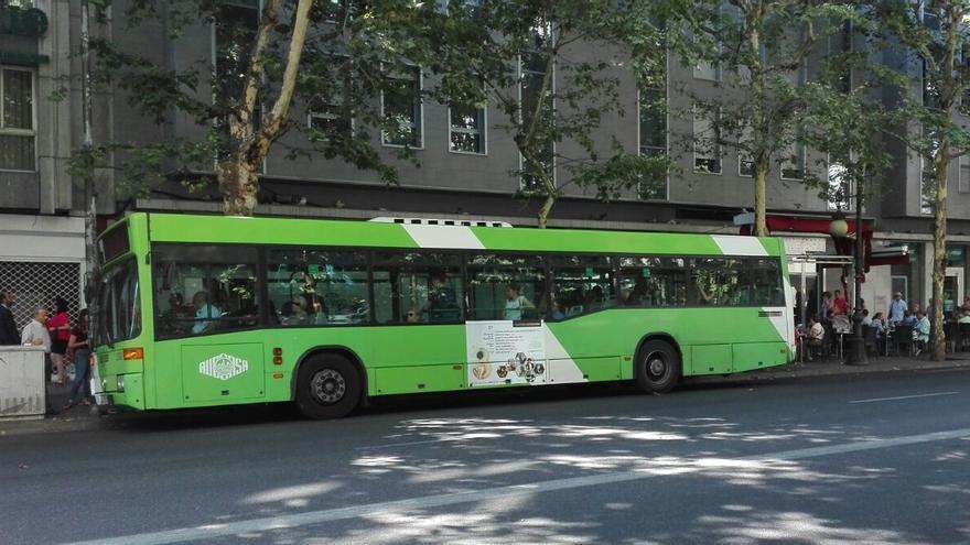 Aucorsa aumenta un 12% el número de viajeros durante el primer semestre de 2021