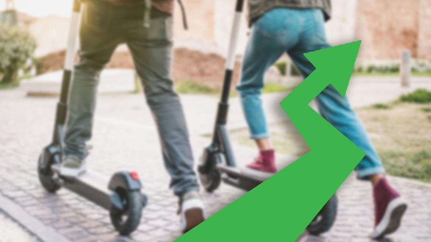 El COVID dispara las ventas de bicicletas y patinetes eléctricos un 20% en Galicia