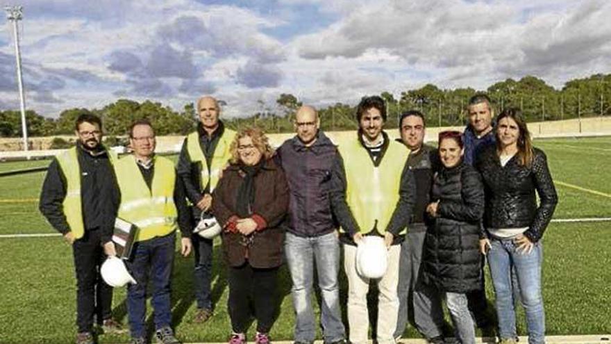 """El consistorio remarca que el polideportivo de ses Ramones """"es y será público"""""""
