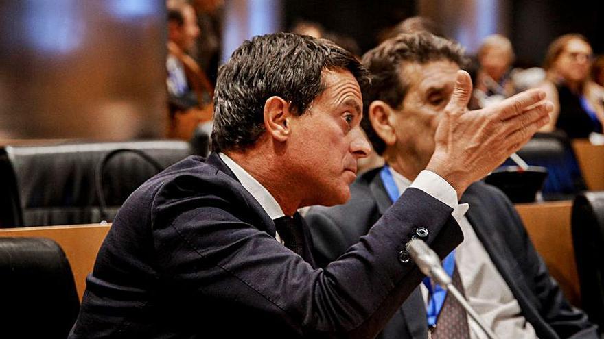 Valls deixa Catalunya: «La meva etapa de regidor s'ha acabat»