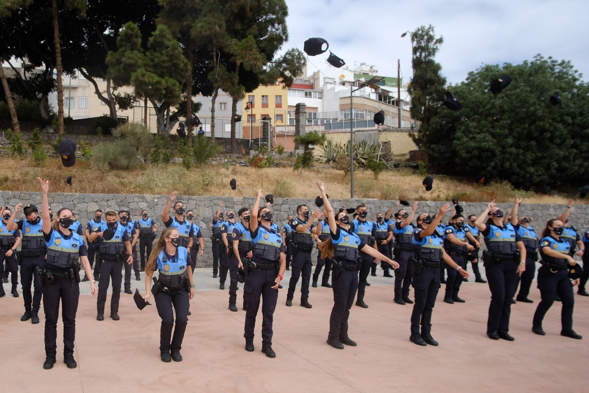 Nombramiento de 65 nuevos agentes de la Policía Local