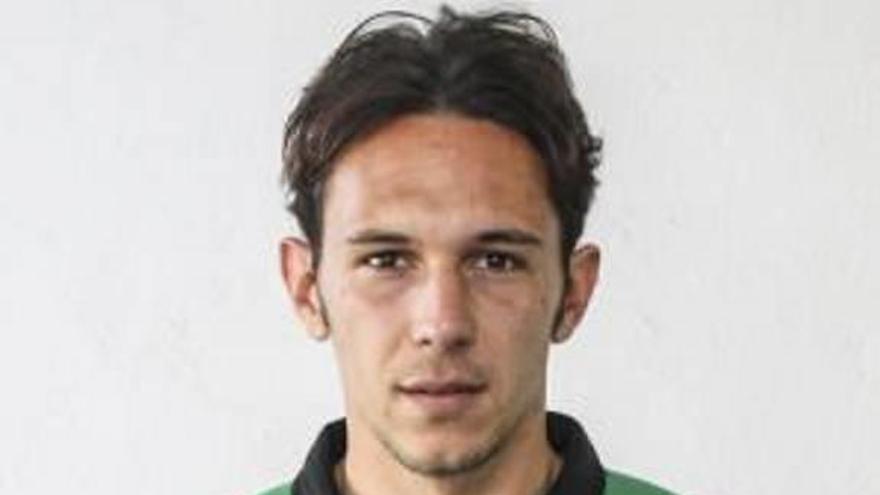 El Atlético Baleares ficha al lateral derecho del Toledo Carlos Expósito por una temporada