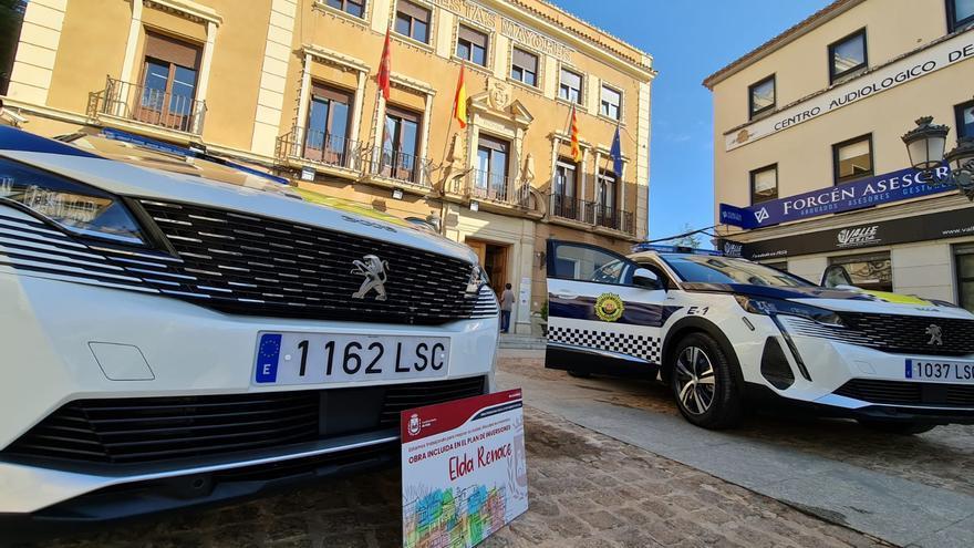 La Policía Local de Elda adquiere los dos primeros coches híbridos