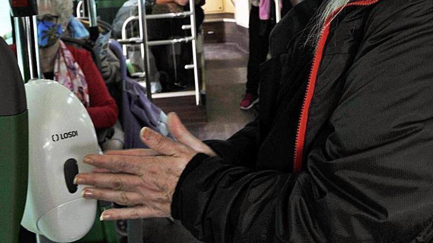 Elche recibe del Gobierno 1,4 millones por las pérdidas del autobús en la pandemia