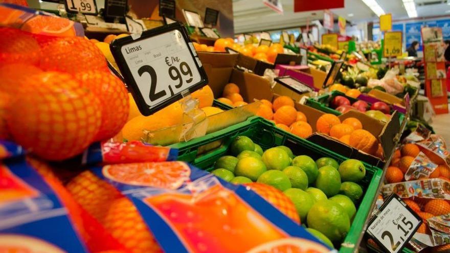 Els preus pugen tres dècimes al juny i situen la inflació en el 2,4%, la taxa més alta des de l'abril de l'any passat