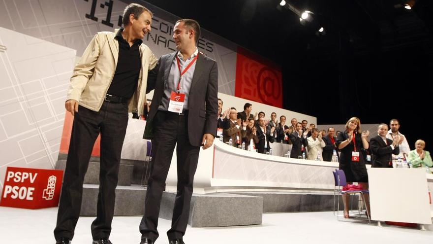 Crespo Gomar también organizó el cónclave que ganó Alarte en 2008