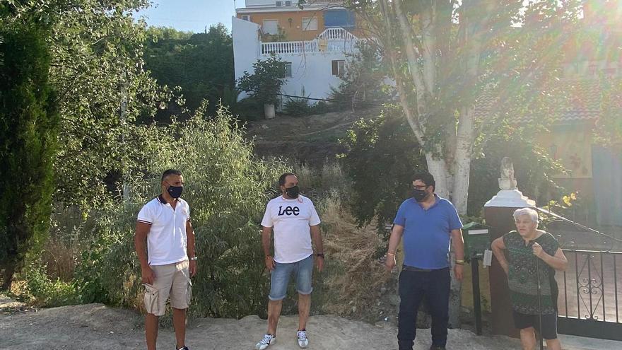 Vox Priego reclama actuaciones de limpieza y desbroce de solares municipales