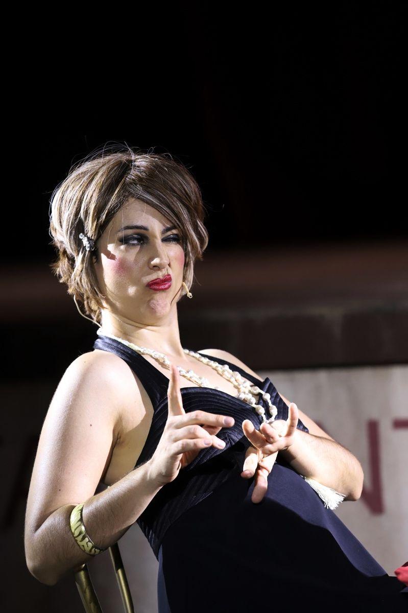 Molina se erige como capital del teatro este otoño