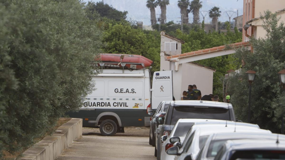 Desaparición Wafaa: Detención, interrogatorio y levantamiento del cadáver