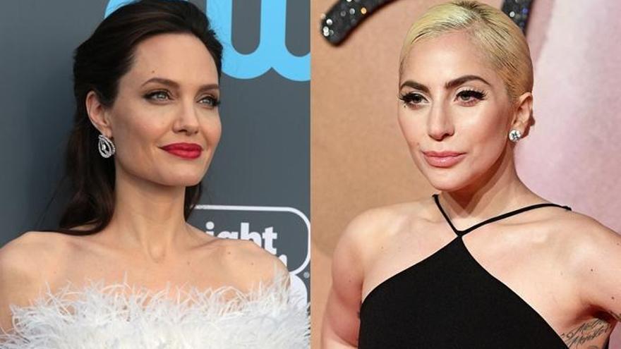 Angelina Jolie y Lady Gaga rivalizan por ser la nueva Cleopatra