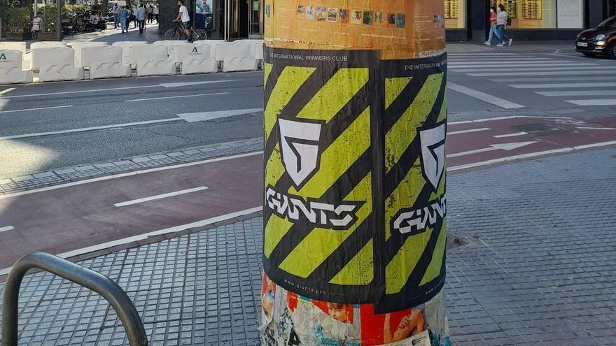 Giants toma Málaga con su nueva imagen de marca