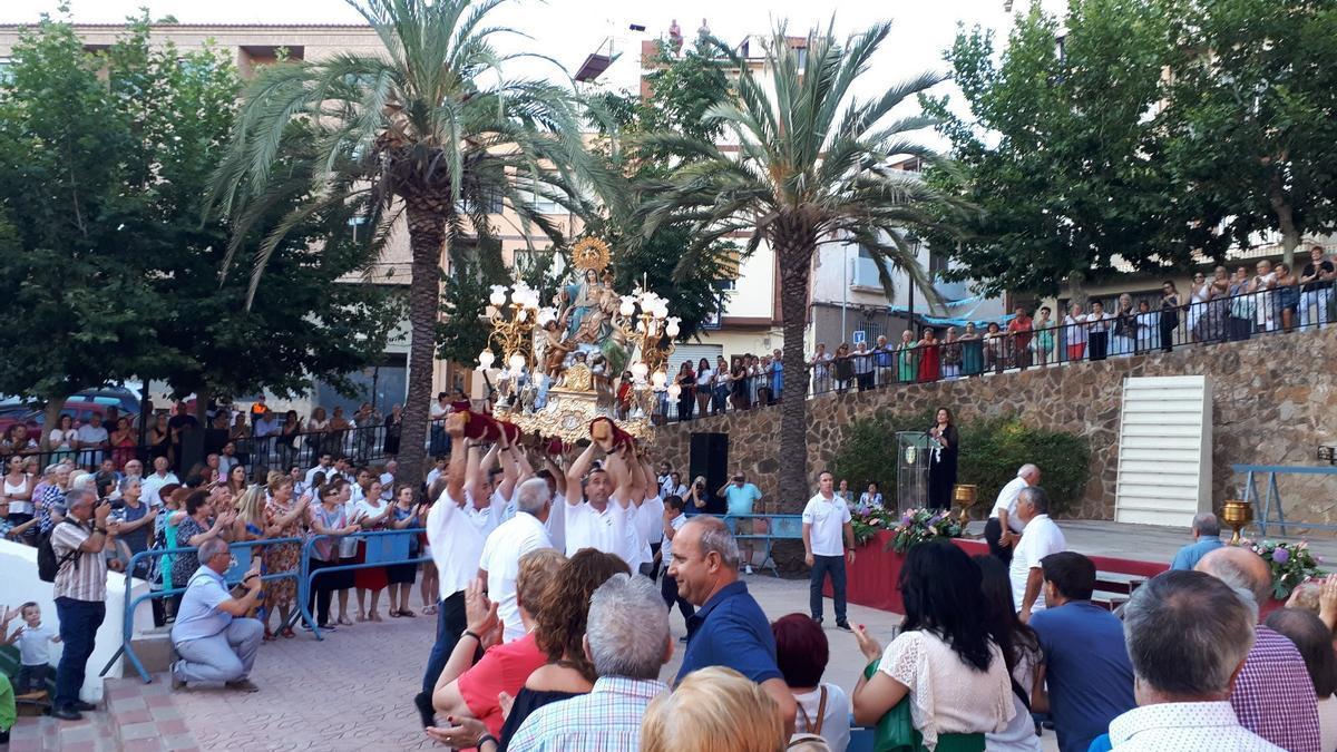 Serra suspende las fiestas patronales de 2021