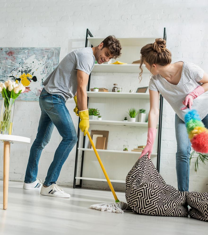 4 razones para una limpieza a fondo de tu casa en primavera