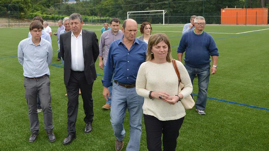 Louzán y la actual delegada de la Xunta en Pontevedra, a juicio por fraude y prevaricación