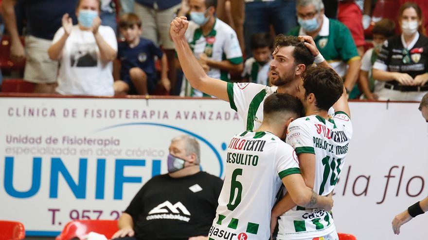 El Córdoba Futsal, corazón desbocado ante el Palma