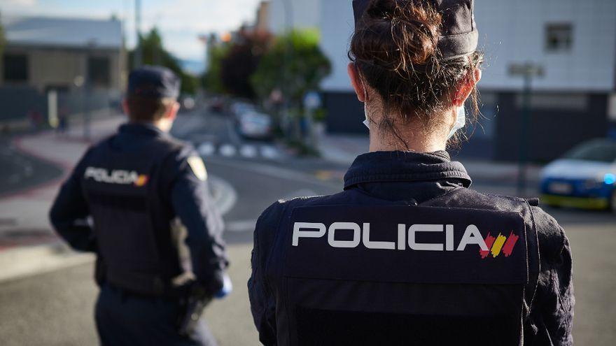 Detinguda per apallissar i mossegar al seu fill de 4 anys a Múrcia