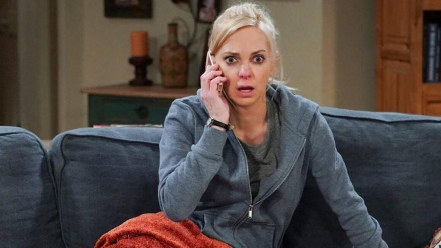 Anna Faris se marcha de 'Mom' tras siete temporadas