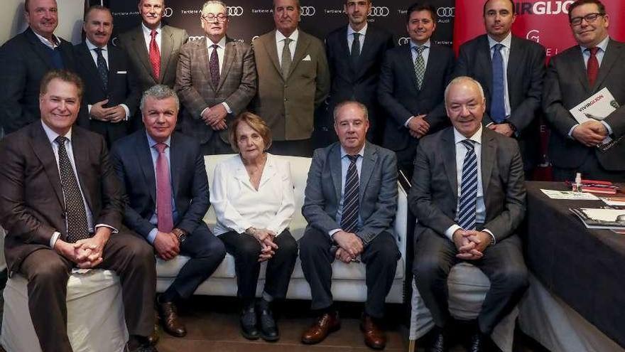 """El expresidente del Principado Javier Fernández, galardonado con el """"Gijonés del año"""""""