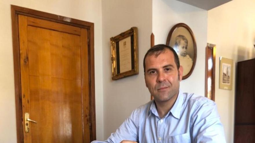 El alcalde de Cangas de Onís, titular en el comité de gestión de los Picos