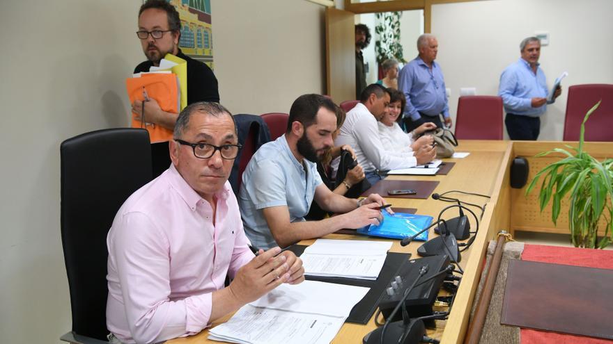 """El alcalde de Carral achaca ahora a """"problemas técnicos"""" su voto a favor de suspender la mancomunidad"""