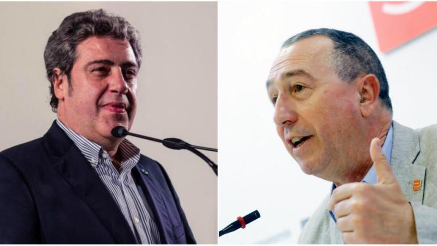 La irónica respuesta de Joan Baldoví a un tuit del presidente de Vox en Valencia