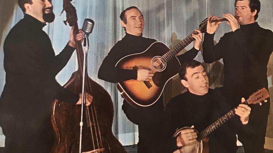 Fallece el músico mallorquín Maties Estrades, fundador de Els Valldemossa